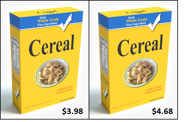 Cereal Box Two